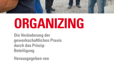 ORGANIZING (Detlef Wetzel (Hrsg.))