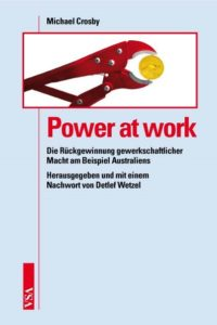 Power at Work (Michael Crosby)