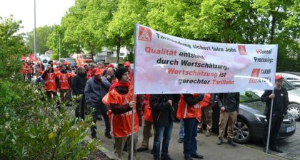 Rückkehr in die Fläche - Hänsel Processing in Hannover