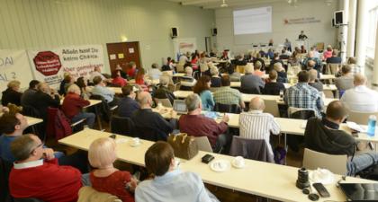 """6. Bundesweite """"Konferenz Betriebsräte im Visier"""""""