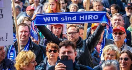 Hiro Lift in Bielefeld - Thema und Ziel: Tarifbindung